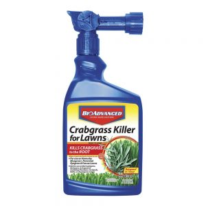 Bayer Advanced Lawn Weed & Crabgrass Killer