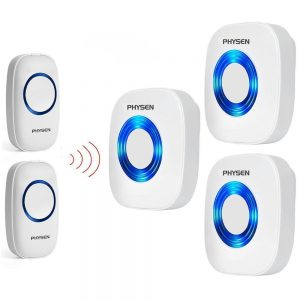 Physen Model CW Wireless Doorbell