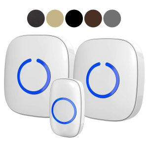 SadoTech CXR Wireless Doorbell