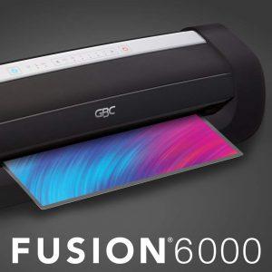 GBC Thermal Laminator Machine, Fusion 6000L