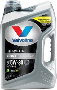Valvoline Advanced Full Synthetic