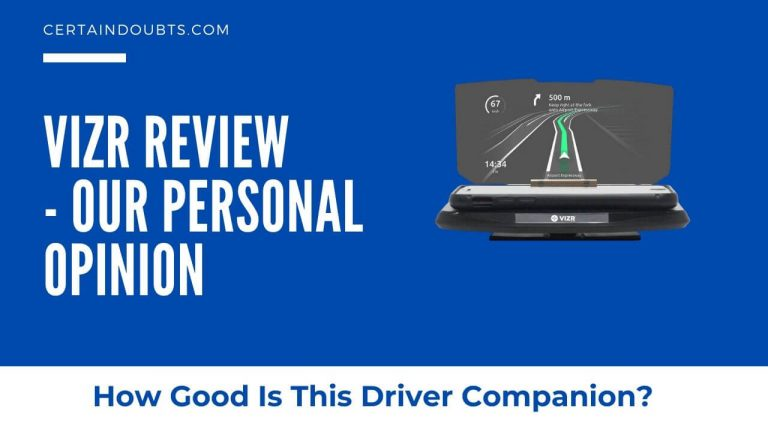 VIZR Review – How Good Is This Driver Companion?