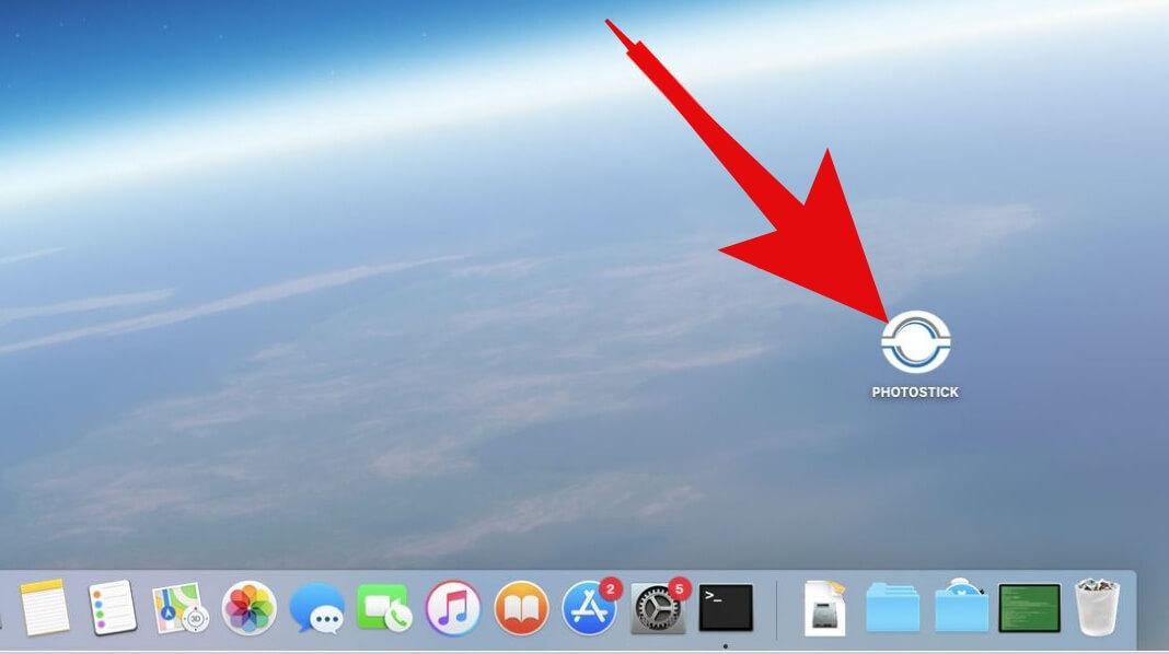 photostick mac installation first