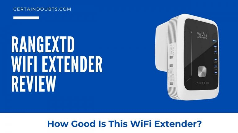 rangextd wifi extender review
