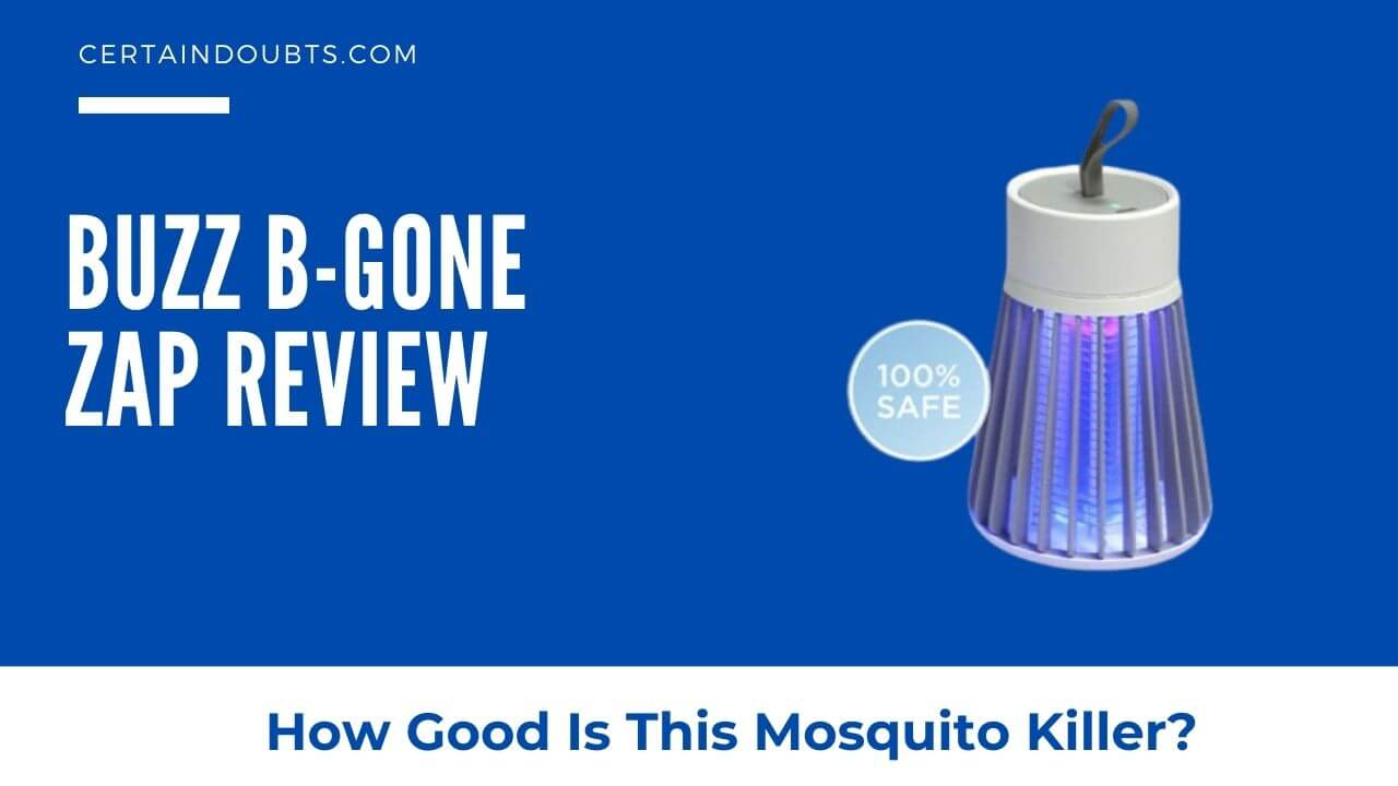 Buzz B-Gone Zap Review
